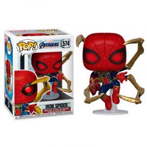 Funko Pop! Iron Spider (Con Nano Gauntelete) (Avengers: Endgame)