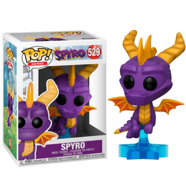 Figura POP Spyro