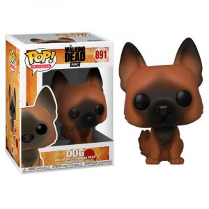 Funko Pop! Dog [The Walking Dead]