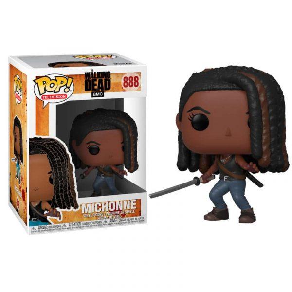 Figura POP Walking Dead Michonne