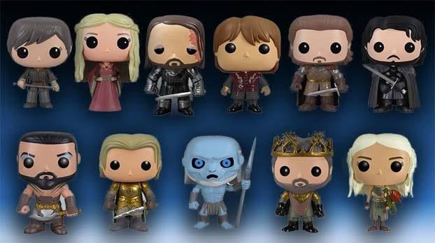 Figuras Funko Pop Game Of Thrones