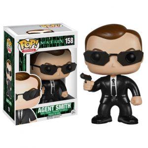Funko Pop! Agente Smith [Matrix]