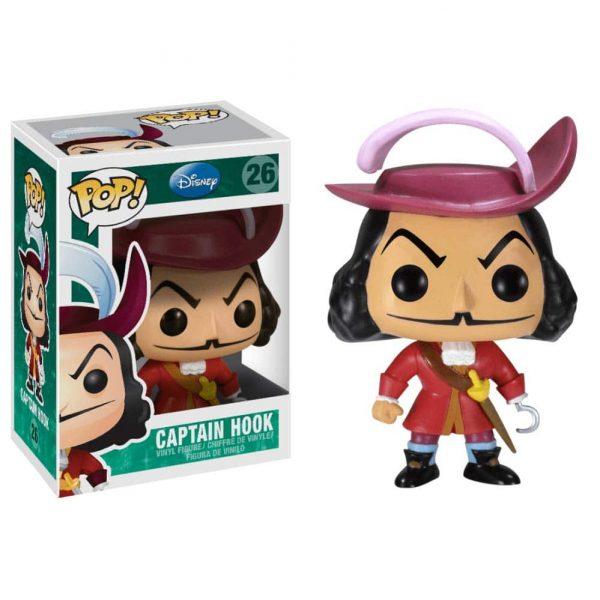 Funko Pop! Capitan Garfio