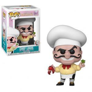 Funko Pop! Chef Louis [La Sirenita]