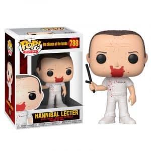 Funko Pop! Hannibal Lecter (El Silencio de los Corderos)