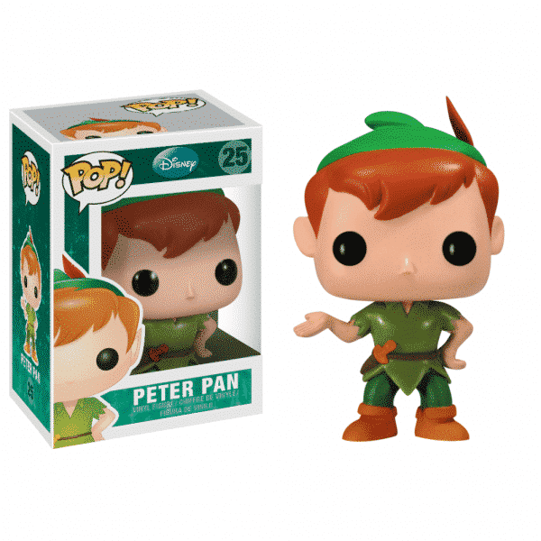 Funko Pop Peter Pan