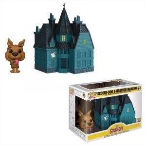 Funko Pop! Town Scooby Doo & Haunted Mansion