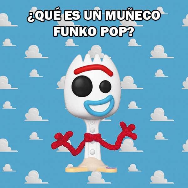 ¿Qué es un muñeco Funko Pop?