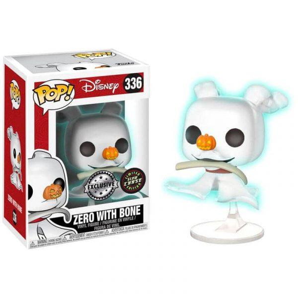 Figura POP Disney NBX Zero with Bone Exclusive Chase