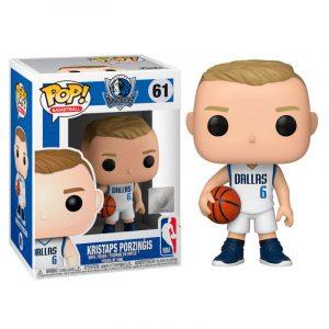Funko Pop! Kristaps Porzingis (NBA Dallas Mavericks)