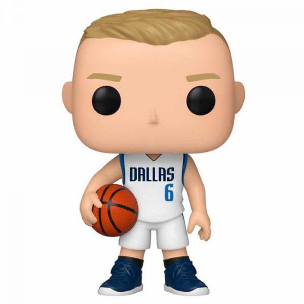 Figura POP NBA Dallas Mavericks Kristaps Porzingis