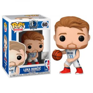 Funko Pop! Luka Doncic (NBA Dallas Mavericks)