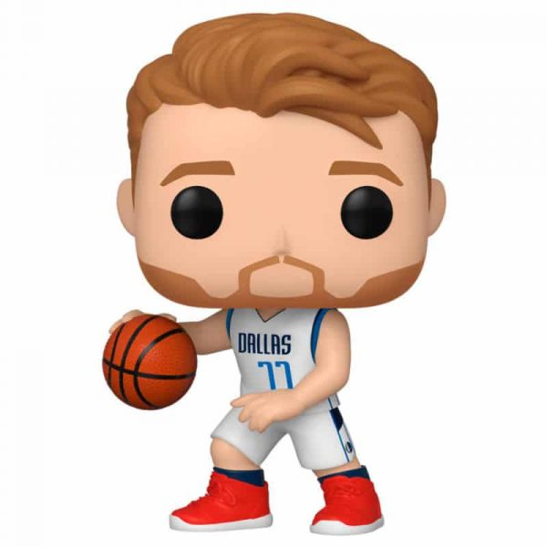 Figura POP NBA Dallas Mavericks Luka Doncic