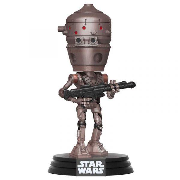 Figura POP Star Wars Mandalorian IG-11