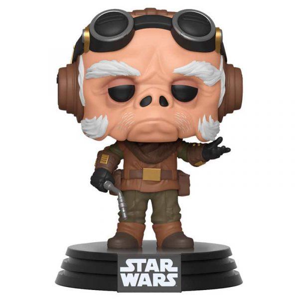 Figura POP Star Wars Mandalorian Kuiil