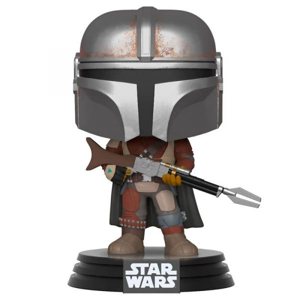 Figura POP Star Wars Mandalorian The Mandalorian