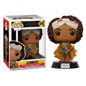 Funko Pop! Jannah [Star Wars]