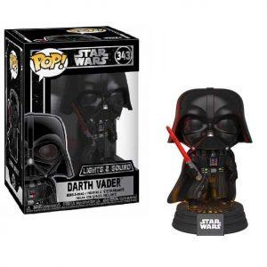 Funko Pop! Darth Vader (Con luz y sonido) (Star Wars)