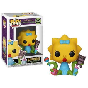 Funko Pop! Maggie Alien (Los Simpsons)