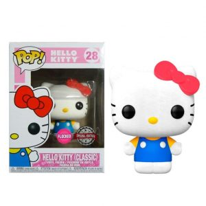 Funko Pop! Hello Kitty (Classic) Flocked Exclusivo