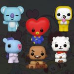 Pack 6 Funko Pop! BT21 1