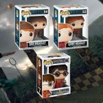 Pack 3 Figuras Funko Pop Harry Potter