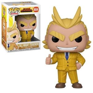 Funko Pop! All Might (Profesor) (My Hero Academia)