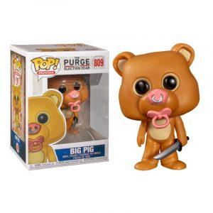 Funko Pop! Big Pig [The Purge]