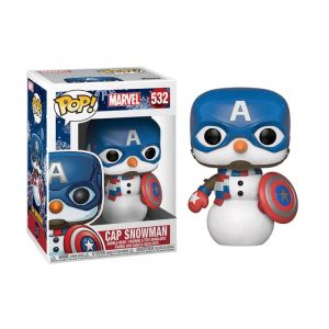 Funko Pop! Cap Snowman [Marvel]