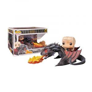 Funko Pop! Daenerys & Fiery Drogon [Juego de Tronos]