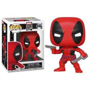 Funko Pop! Deadpool [Marvel 80th]