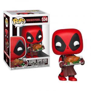 Funko Pop! Deadpool (Super Hero) [Marvel]