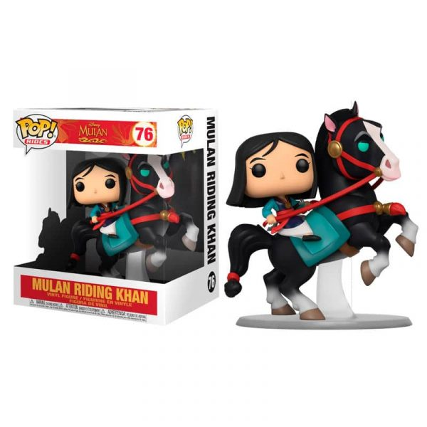 Figura POP Disney Mulan on Khan