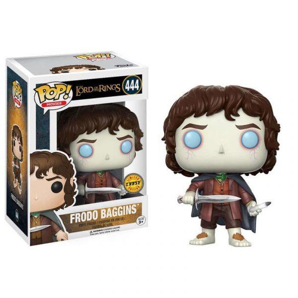 Figura POP El Señor de los Anillos Frodo Chase