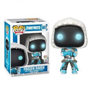 Funko Pop! Frozen Raven [Fortnite]