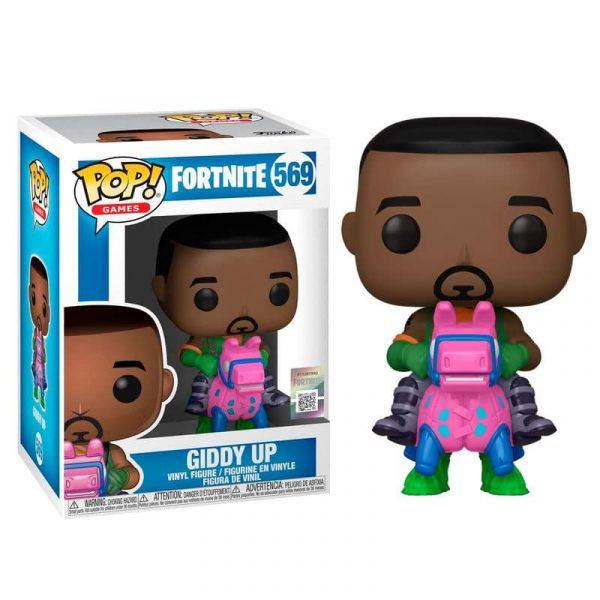 Figura POP Fortnite Giddy Up
