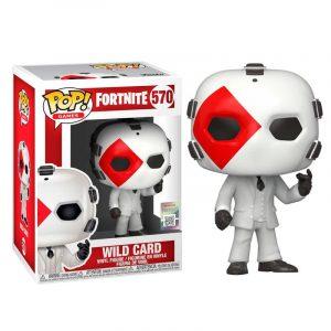 Funko Pop! Wild Card [Fortnite]