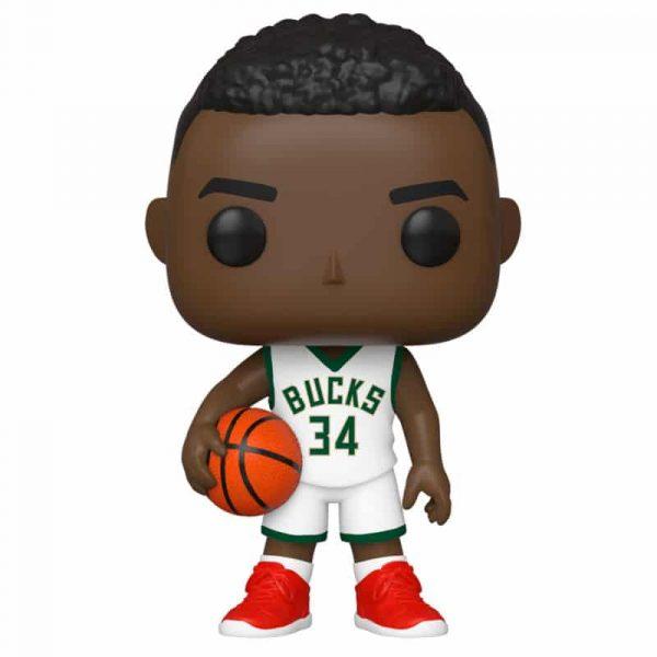 Figura POP NBA Bucks Giannis Antetokounmpo