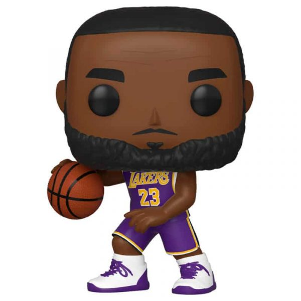 Figura POP NBA Lakers Lebron James