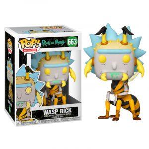 Funko Pop! Wasp Rick [Rick & Morty]