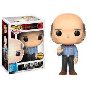 Funko Pop! The Giant Chase [Twin Peaks]