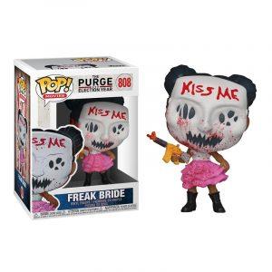 Funko Pop! Freak Bride [The Purge]