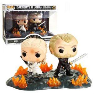 Funko Pop! Daenerys & Jorah (Con espadas) (Juego de Tronos)