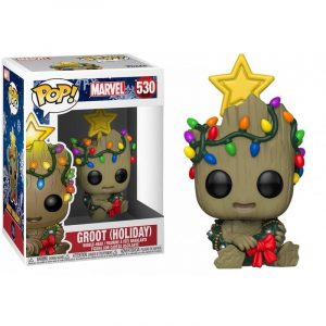 Funko Pop! Groot (Holiday) [Marvel]