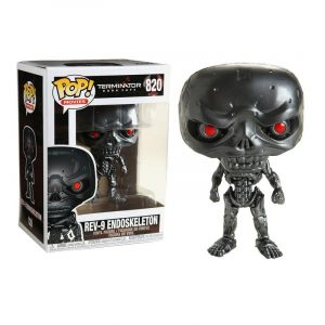 Funko Pop! Rev-9 Endoskeleton [Terminator]