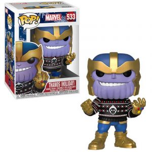 Funko Pop! Thanos (Holiday) (Marvel)