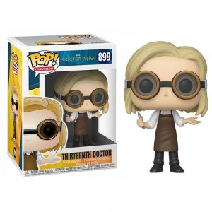 Funko Pop! Thirteenth Doctor (Con Gafas) [Doctor Who]