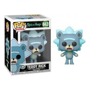 Funko Pop! Teddy Rick [Rick & Morty]