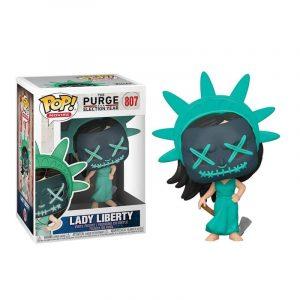 Funko Pop! Lady Liberty [The Purge]