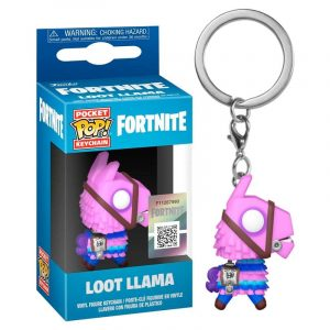 Llavero Pocket POP Fortnite Loot Llama